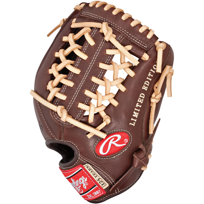 "Rawlings Gold Glove Limited Baseball Glove 11.5"" 125th Anniversary"