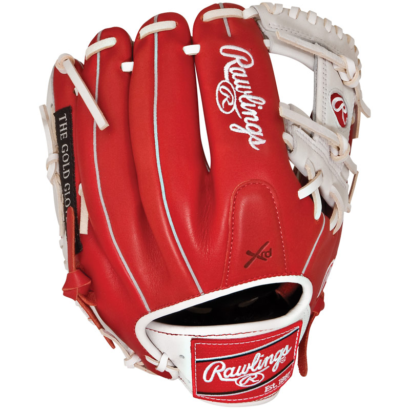 "Rawlings Gamer XLE Series Baseball Glove 11.5"" GXLE4SW"