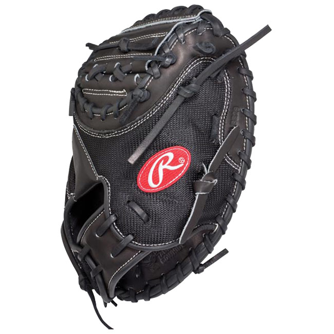 "Rawlings Heart of the Hide Pro Mesh Catcher\'s Mitt 32.5"" PROJP20M"