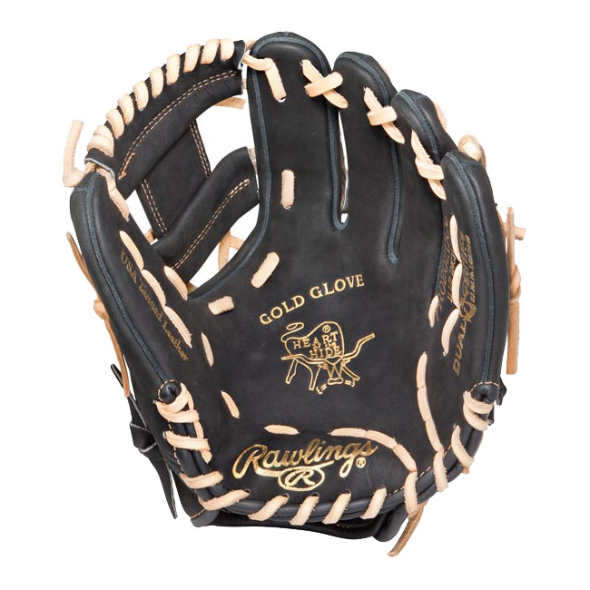 "Rawlings Heart of the Hide Dual Core Baseball Glove 11.5"" PRO202DCC"
