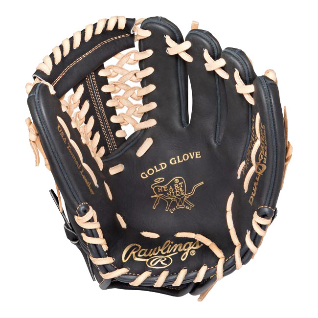 "CLOSEOUT Rawlings Heart of the Hide Dual Core Baseball Glove 11.5"" PRO204DCC"
