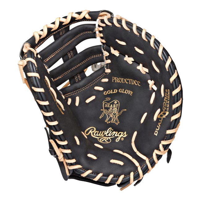 "Rawlings Heart of the Hide Dual Core Baseball Glove 13"" PRODCTDCC"