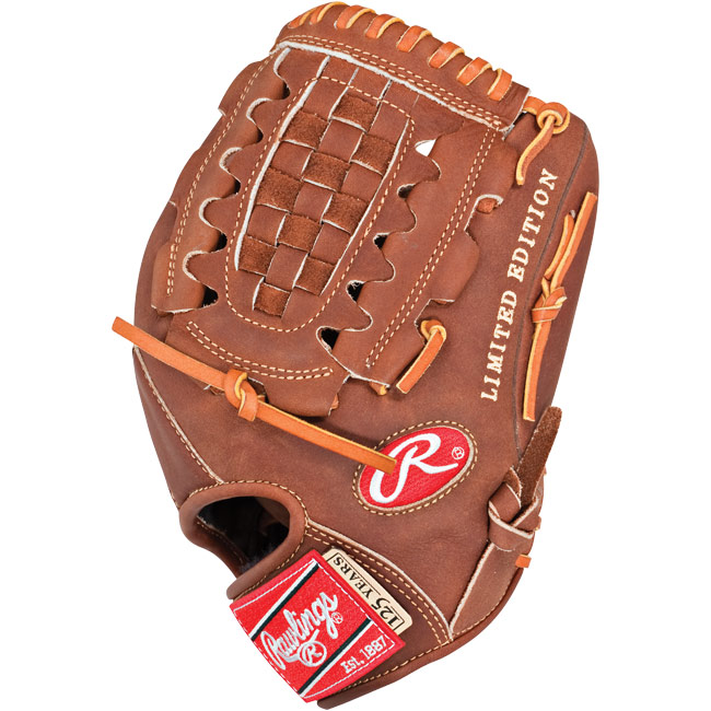"Rawlings Heart of the Hide Dual Core Baseball Glove 12"" 125th Anniversary"