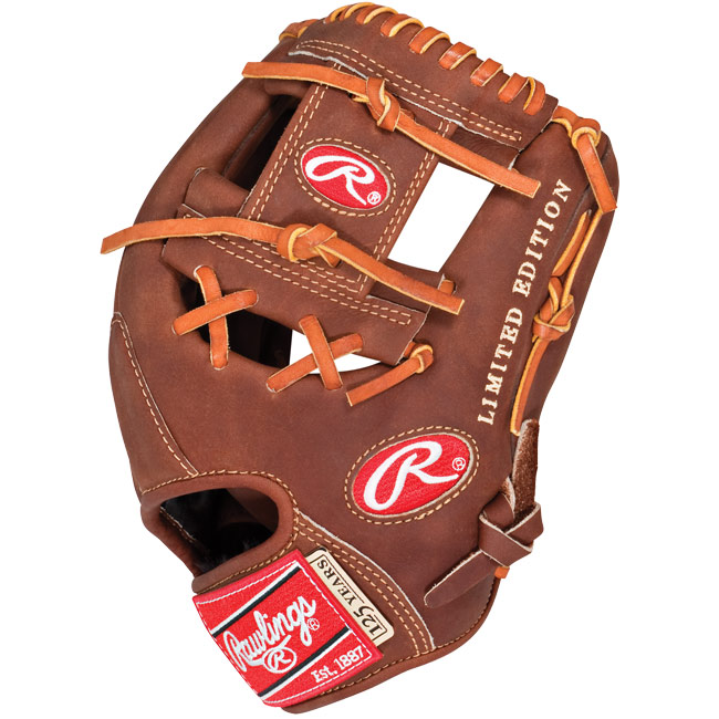 "Rawlings Heart of the Hide Dual Core Baseball Glove 11.5"" 125th Anniversary"