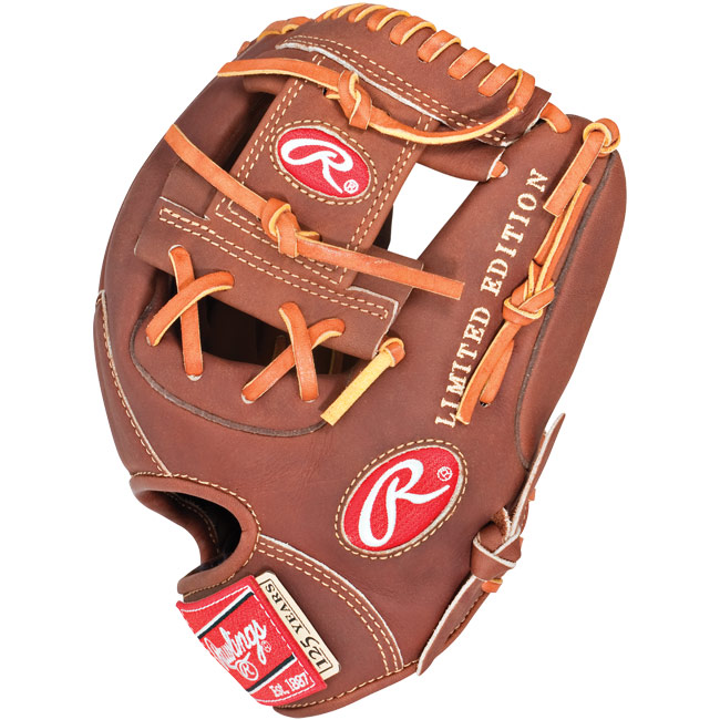 "Rawlings Heart of the Hide Dual Core Baseball Glove 11.25"" 125th Anniversary"