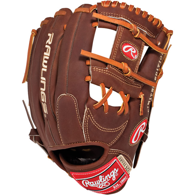 "Rawlings Heart of the Hide Dual Core Baseball Glove 11.75"" 125th Anniversary"