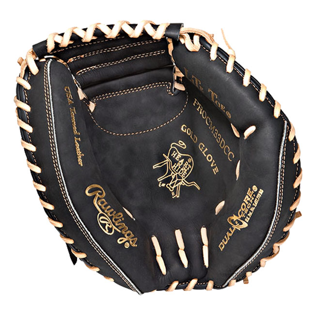 "Rawlings Heart of the Hide Dual Core Catcher's Mitt 33"" PROCM33DCC"