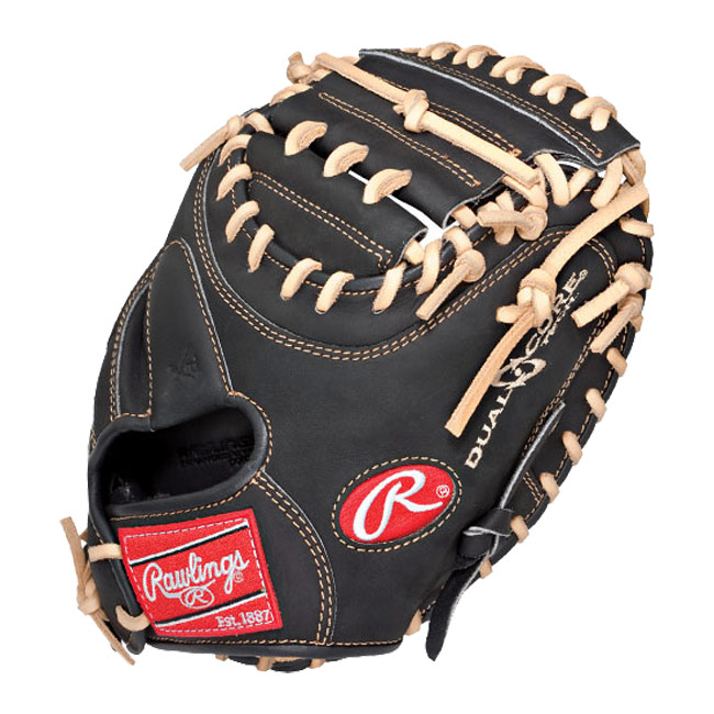 "Rawlings Heart of the Hide Dual Core Catcher\'s Mitt 33"" PROCM33DCC"