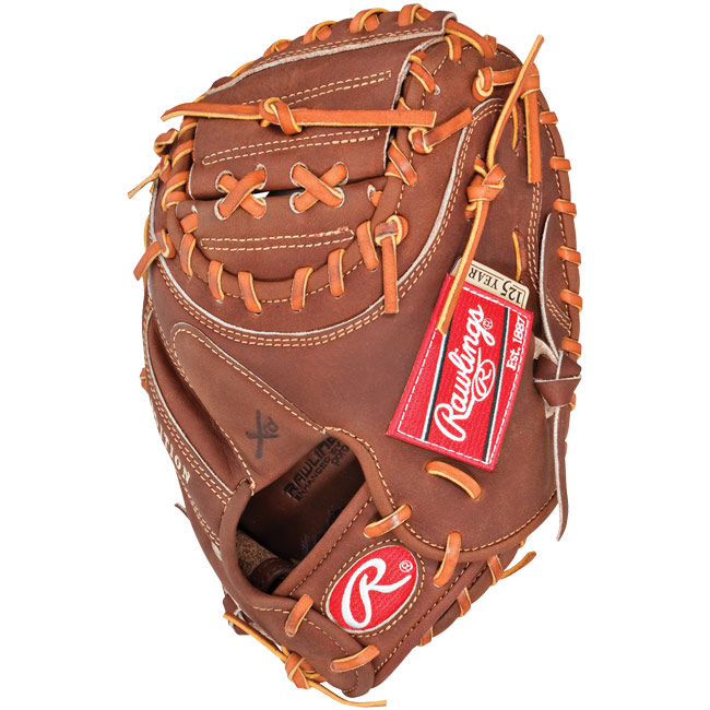 "Rawlings Heart of the Hide Dual Core Catchers Mitt 32.5"" 125th Anniversary"