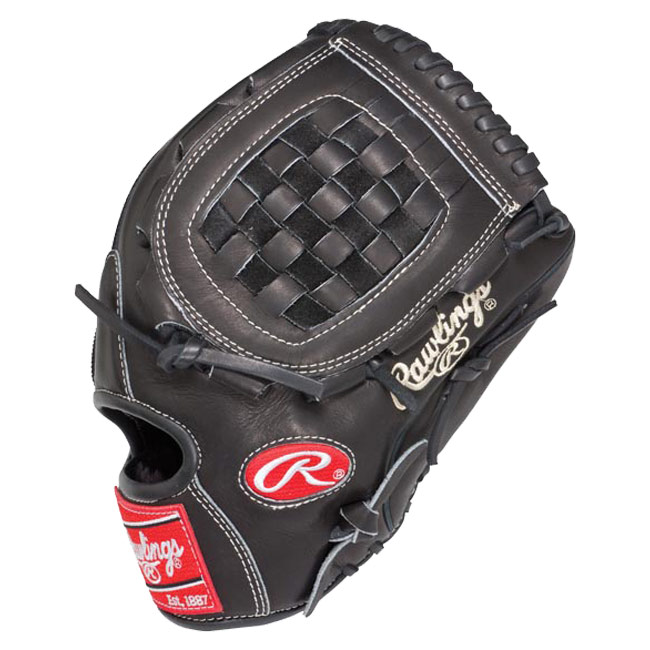 "Rawlings Heart of the Hide Pro Mesh Pitchers Baseball Glove 12"" PRO12M"