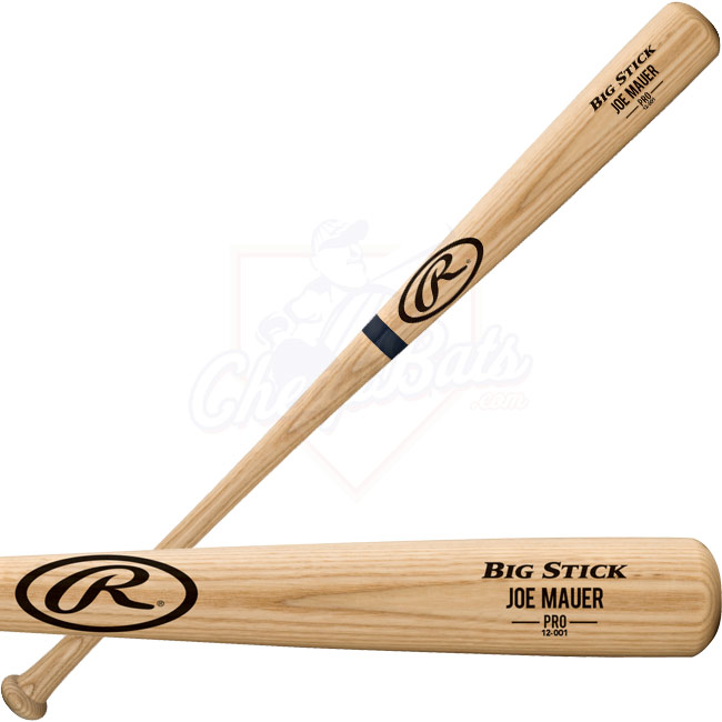 Rawlings Joe Mauer Game Day Wood Baseball Bat JM77