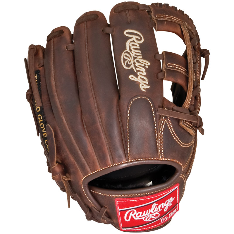 "Rawlings Heart of the Hide Solid Core Baseball Glove 11.25"" PRO112SC"