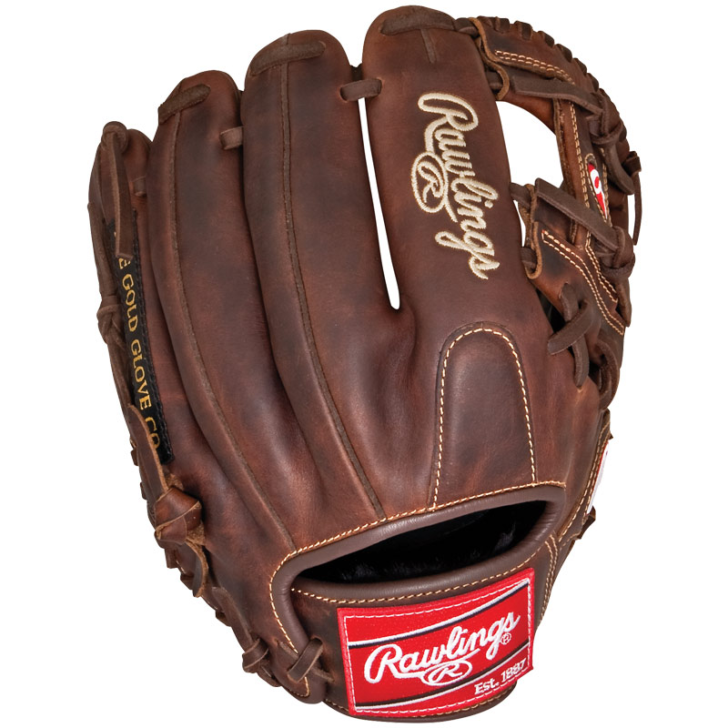 "Rawlings Heart of the Hide Solid Core Baseball Glove 11.5"" PRO150SC"