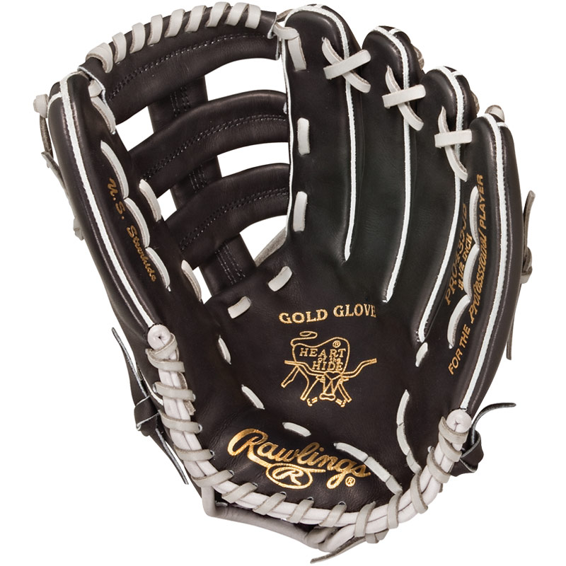 "CLOSEOUT Rawlings Heart of the Hide Nick Markakis Baseball Glove 12.5"" PRO435JB-MAR"