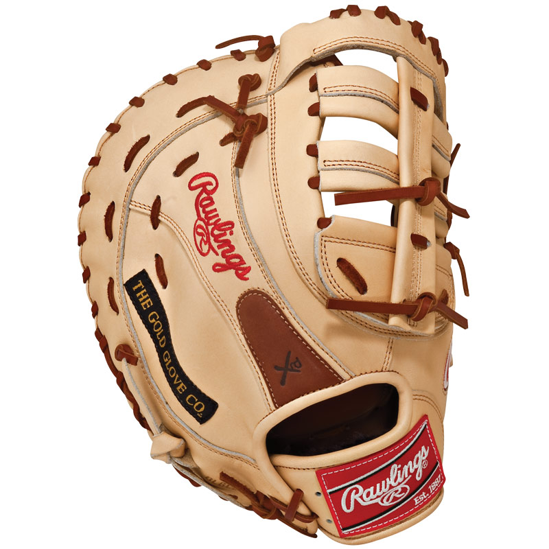 Closeout Rawlings Heart Of The Hide Limited Edition First Base Mitt 12 5 Profm18c