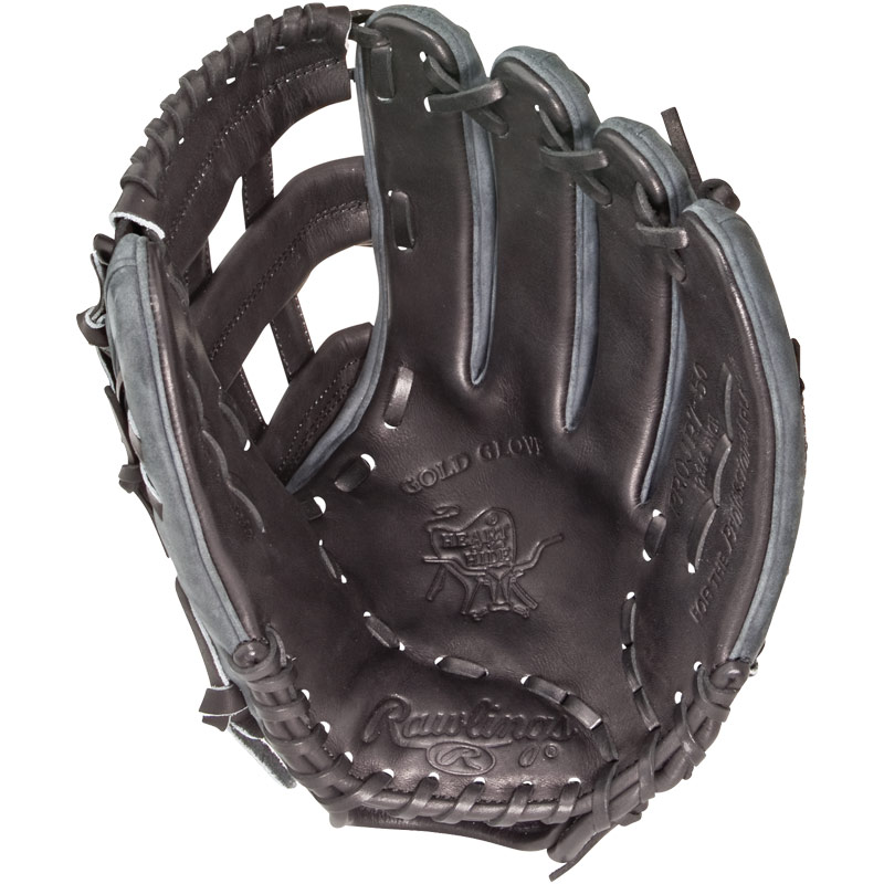 "CLOSEOUT Rawlings Heart of the Hide Gold Glove Winner Baseball Glove 12.75"" PROJR7"
