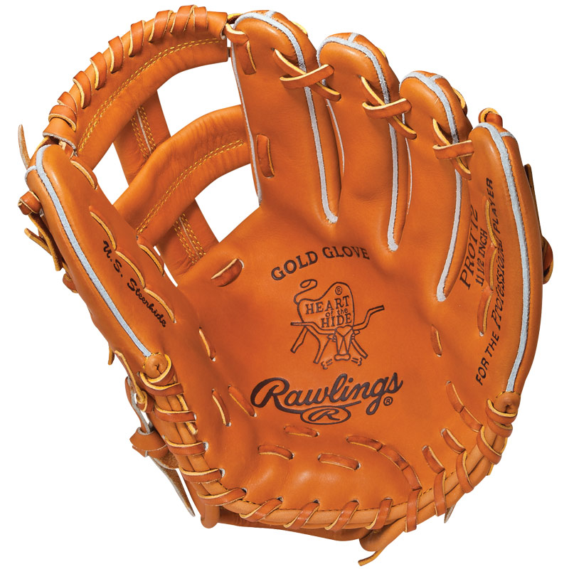 "CLOSEOUT Rawlings Heart of the Hide Troy Tulowitzki Baseball Glove 11.5"" PROTT2"