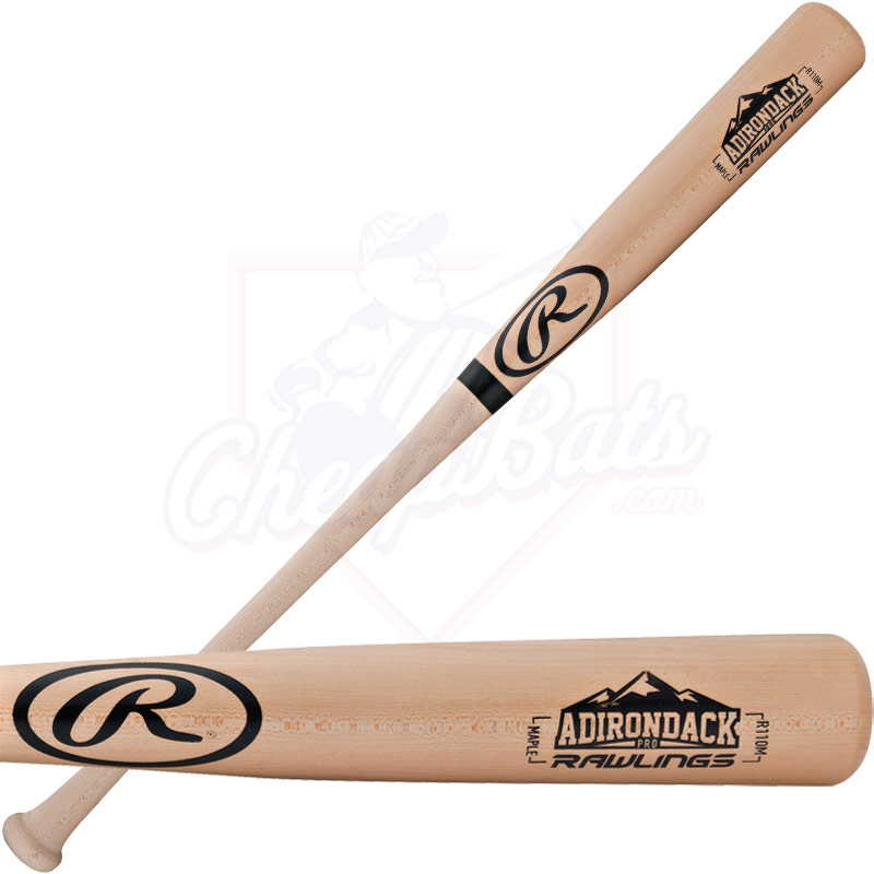 Rawlings R110M Adirondack Maple Wood Baseball Bat
