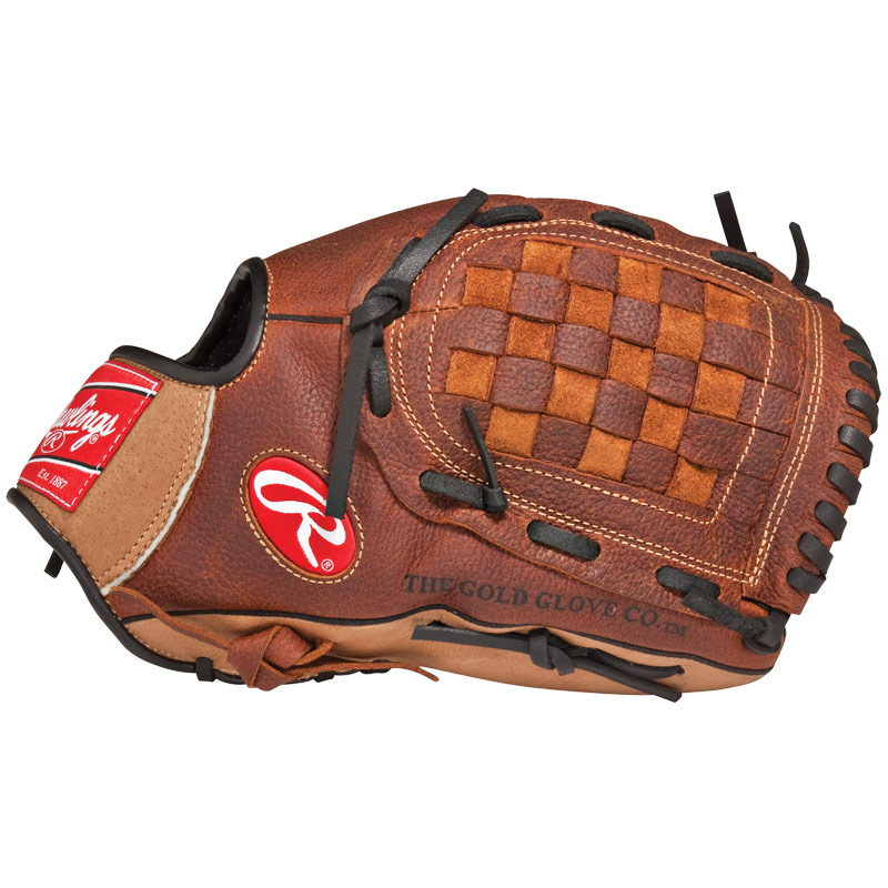"CLOSEOUT Rawlings Renegade Series Baseball Glove 12"" R120R"