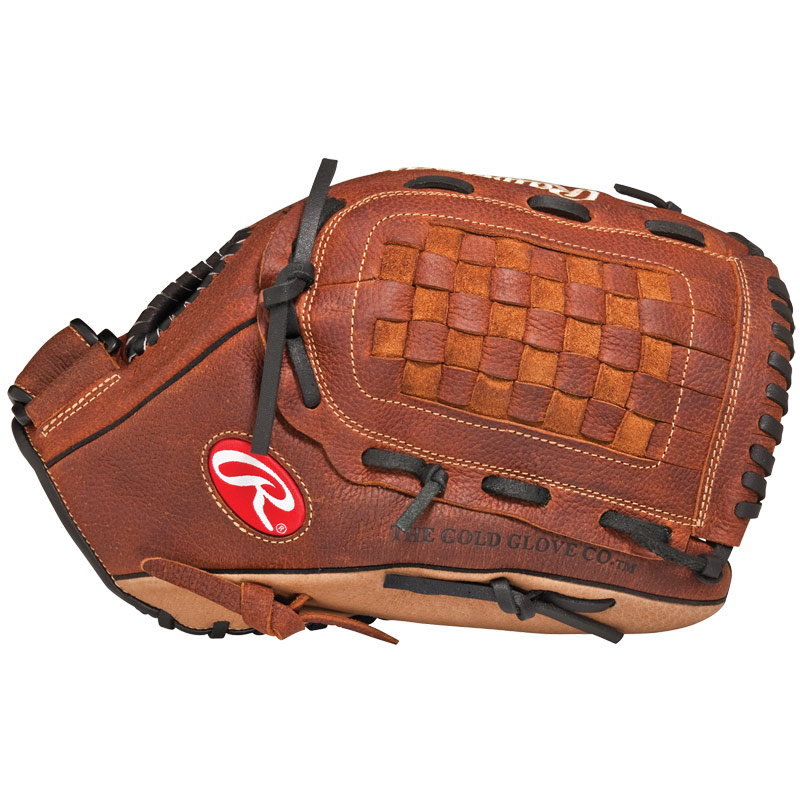 "CLOSEOUT Rawlings Renegade Series Softball Glove 14"" R140R"