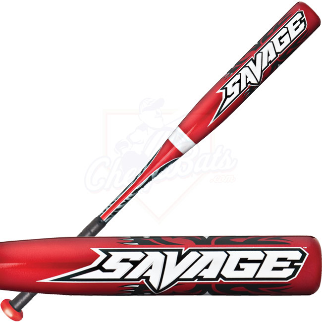 Rawlings Savage Youth Baseball Bat -10oz YBSVG2