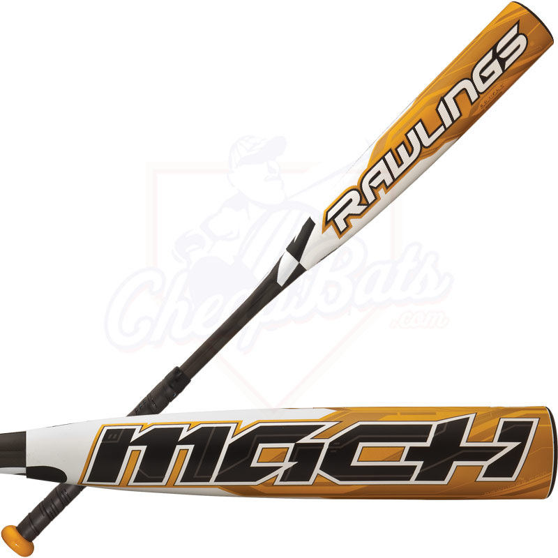 2014 Rawlings Mach Senior League Baseball Bat -10oz SLMC10