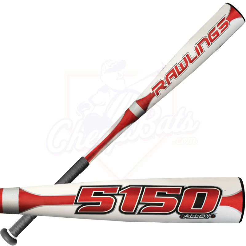 2013 Rawlings 5150 Senior League Baseball Bat -5oz SLR55