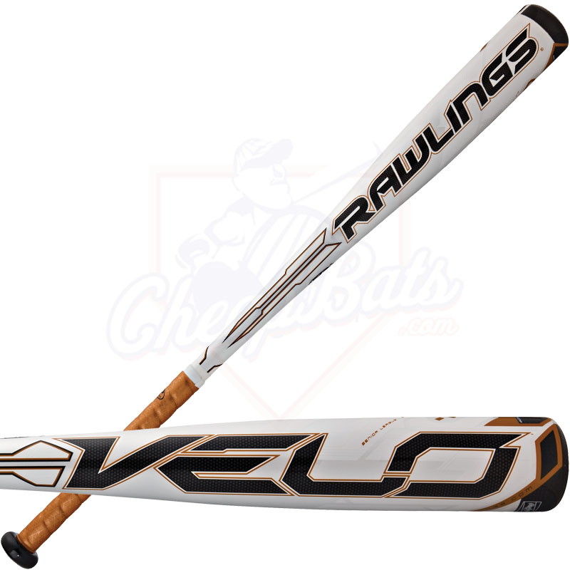 2014 Rawlings VELO Senior League Baseball Bat -10oz SLV10