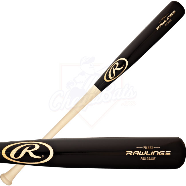 Rawlings Assorted Major League Wood Baseball Bat PMXXX