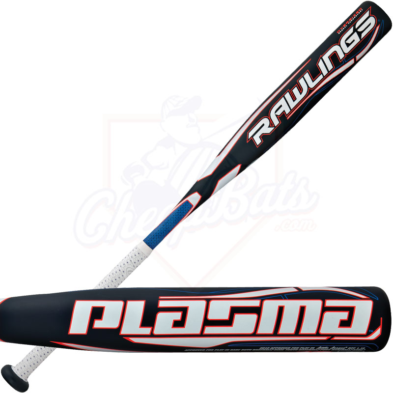 2013 Rawlings Plasma Youth Baseball Bat -12oz YBPLA4
