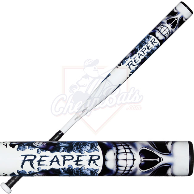 Rip It Reaper Single Wall Alloy Slowpitch Softball Bat 34 Reap5 Sp
