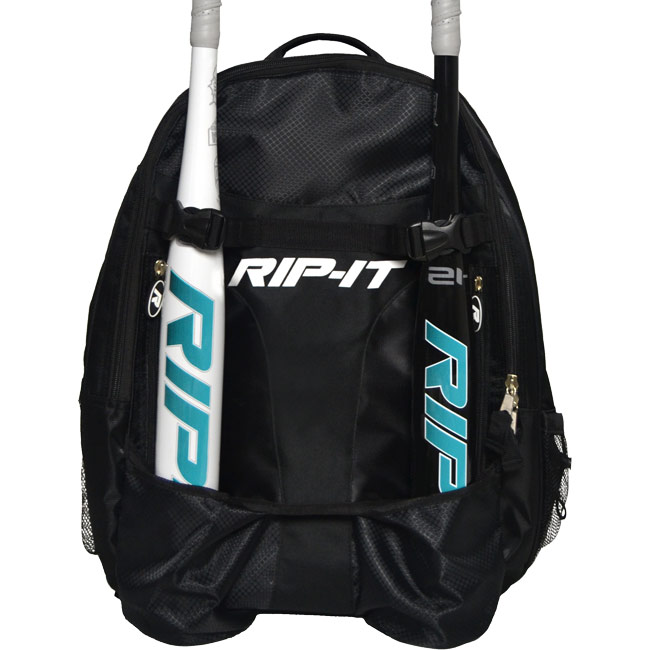 Rip-It Baseball/Softball Bat Backpack Equipment Bag BPACK