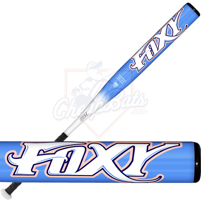 RIP-IT Foxy Fastpitch Softball Bat -11oz