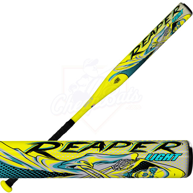 2012 RIP-IT Reaper Light Fastpitch Softball Bat -12oz REAL1