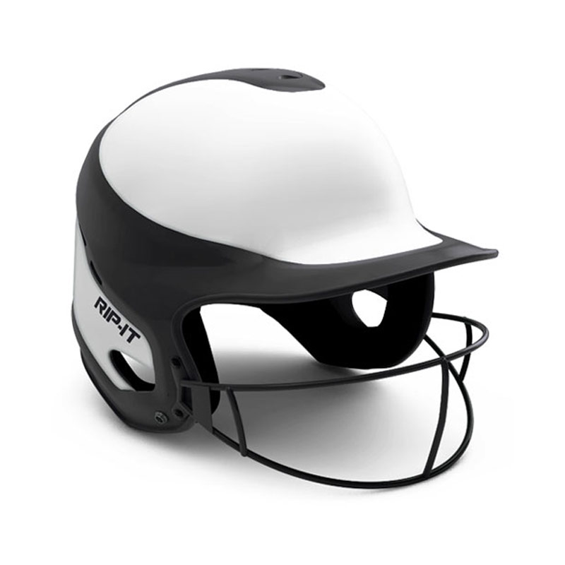 RIP-IT Vision Sofball Batting Helmet Small/Medium VISJ