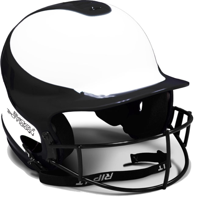 RIP-IT Vision Sofball Batting Helmet Large/XLarge VISX