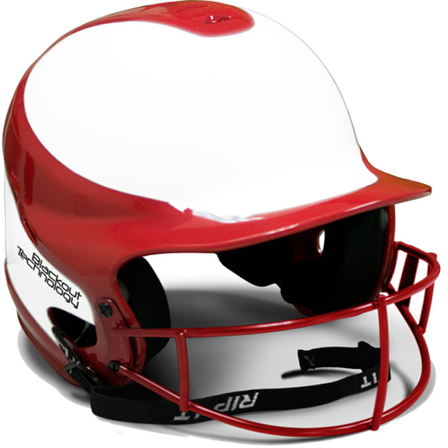 RIP IT Vision Softball Batting Helmet Small/Medium VISJ