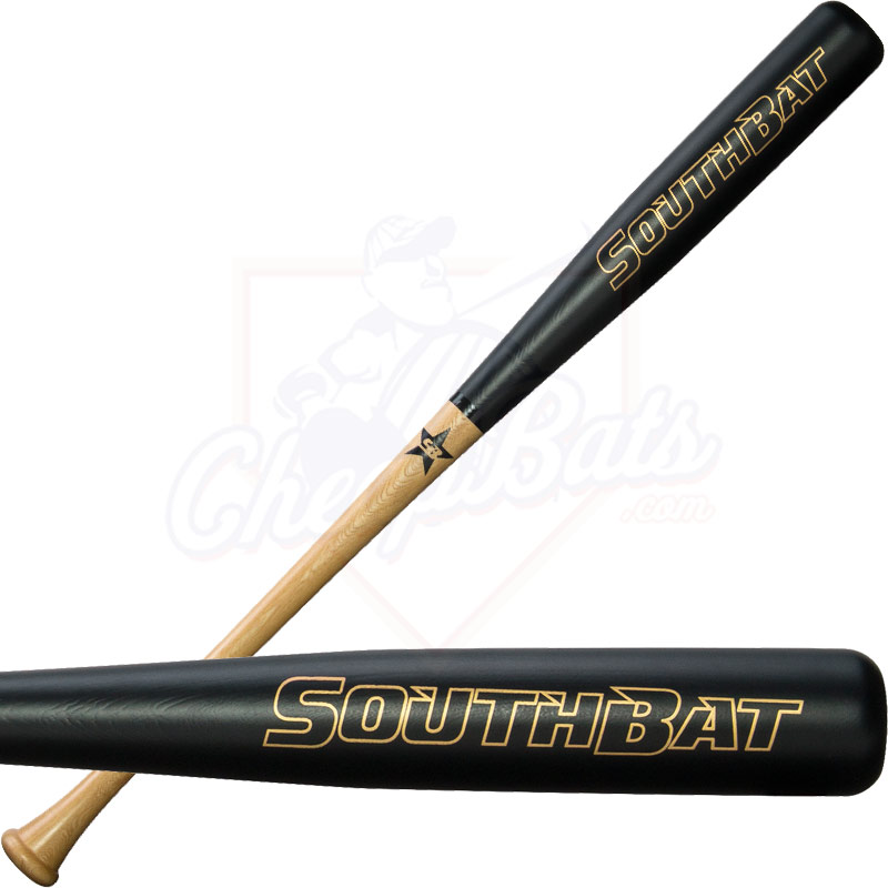 SouthBat 233 Guayaibi Wood Baseball Bat Two-Tone SB-233-2T