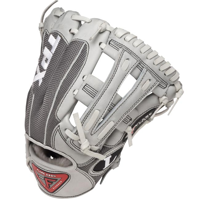 Closeout Louisville Slugger Baseball Glove Silver Flare