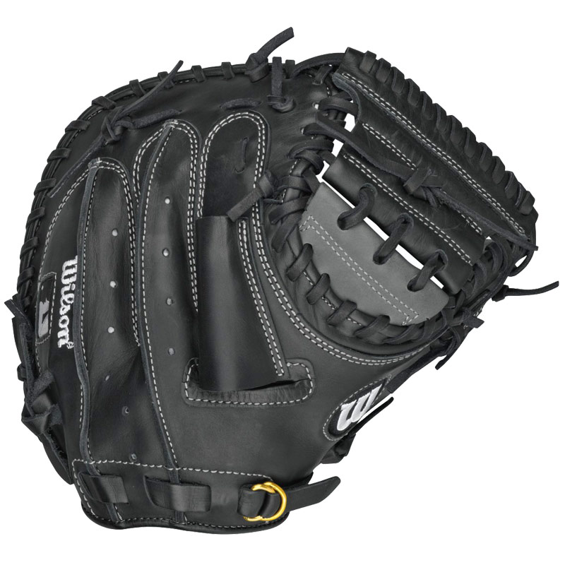 "Wilson 6-4-3 Catchers Mitt 33"" WTA12RB15CM1714"