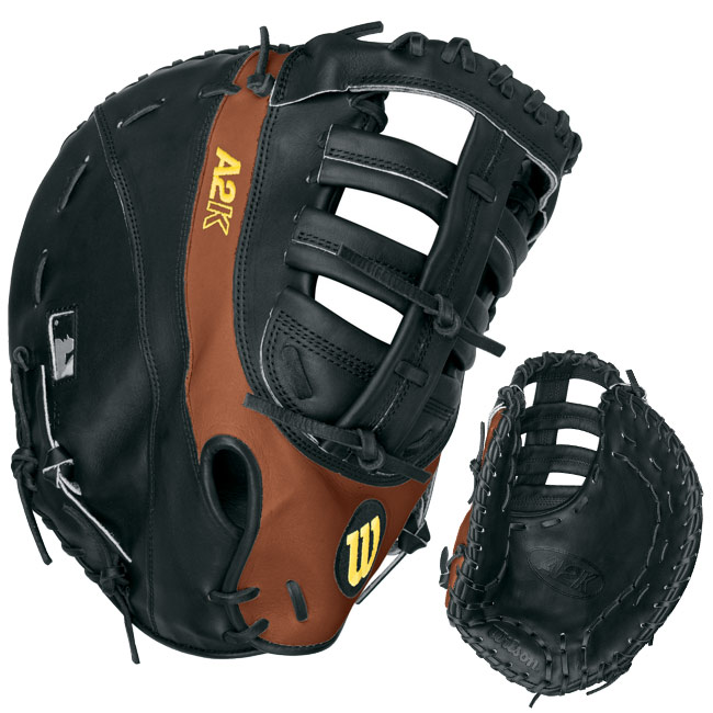 "Wilson A2K First Base Mitt 12"" WTA2K0BBG2800"