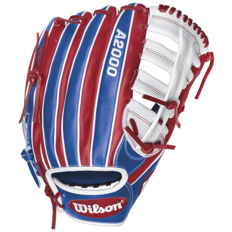 "Wilson A2000 CL22 \'Merica Slowpitch Softball Glove 13"" WTA20RS16CL22"