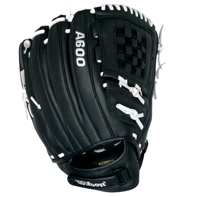 "Wilson A600 FP125 Fastpitch Softball Glove 12.5"" WTA0600FP125"