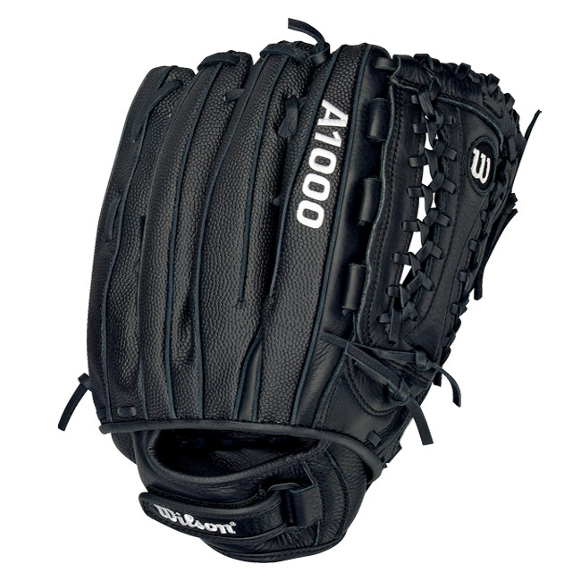 "Wilson A1000 Showcase Fastpitch Softball Glove 12.5"" FP125SS"