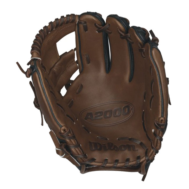 "Wilson A2000 SuperSkin Baseball Glove 11.5"" WTA2000BB1786SS"
