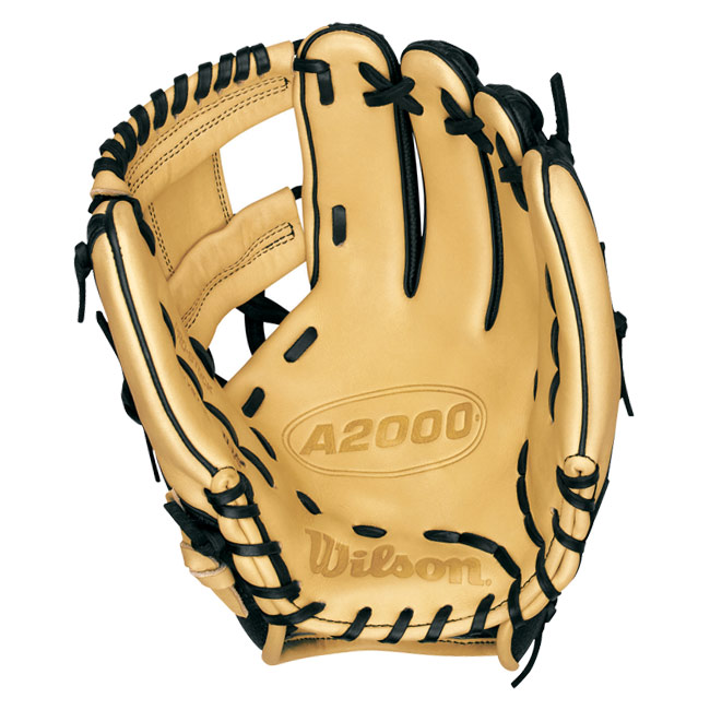 Wilson A2000 Showcase Baseball Glove SC1787SS 11.5""