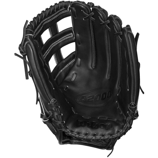 "CLOSEOUT Wilson A2000 Superskin Baseball Glove 12.75"" WTA2000BB1799SS"