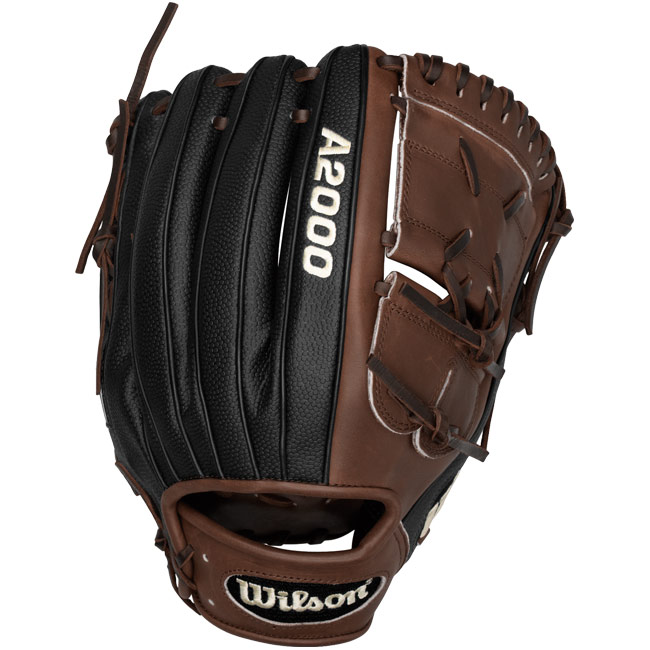 "Wilson A2000 Showcase Baseball Glove 11.75"" WTA2000SCB2SS"