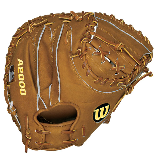 "Wilson A2000 BB1791ST Catchers Mitt 32.5"" WTA2403BB1791ST"