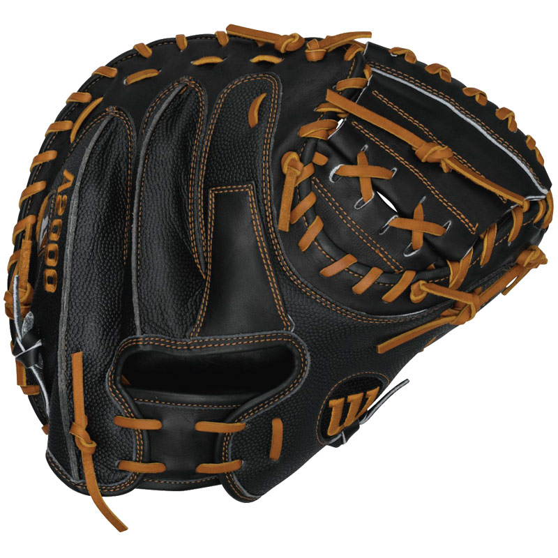 "Wilson A2000 SuperSkin Catchers Mitt 33.5"" WTA2403BBSSM1"